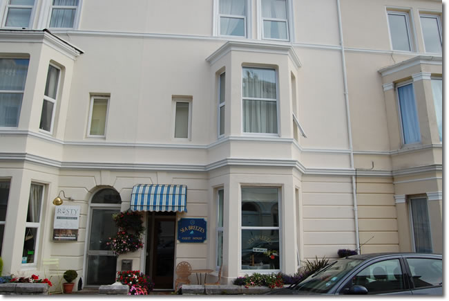 Sea Breezes Bed and Breakfast Plymouth