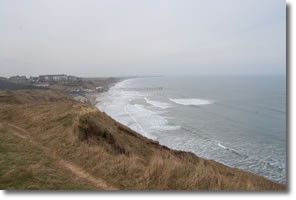 looking back to Saltburn