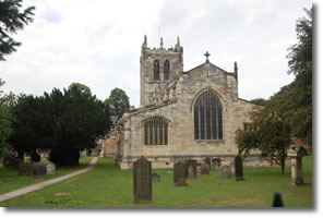 Tadcaster Church