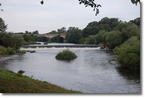 Tadcaster Weir