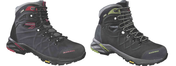 Mammut Advanced High II GTX boots